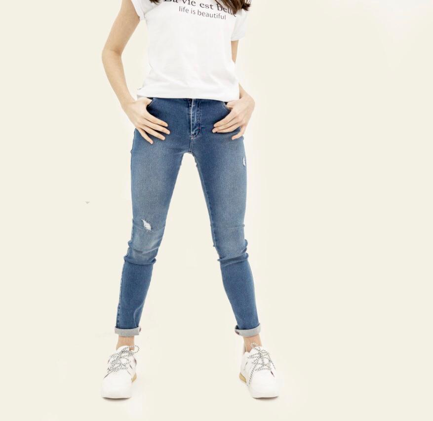 Jeans Teen Elastizado Cod. 1190483