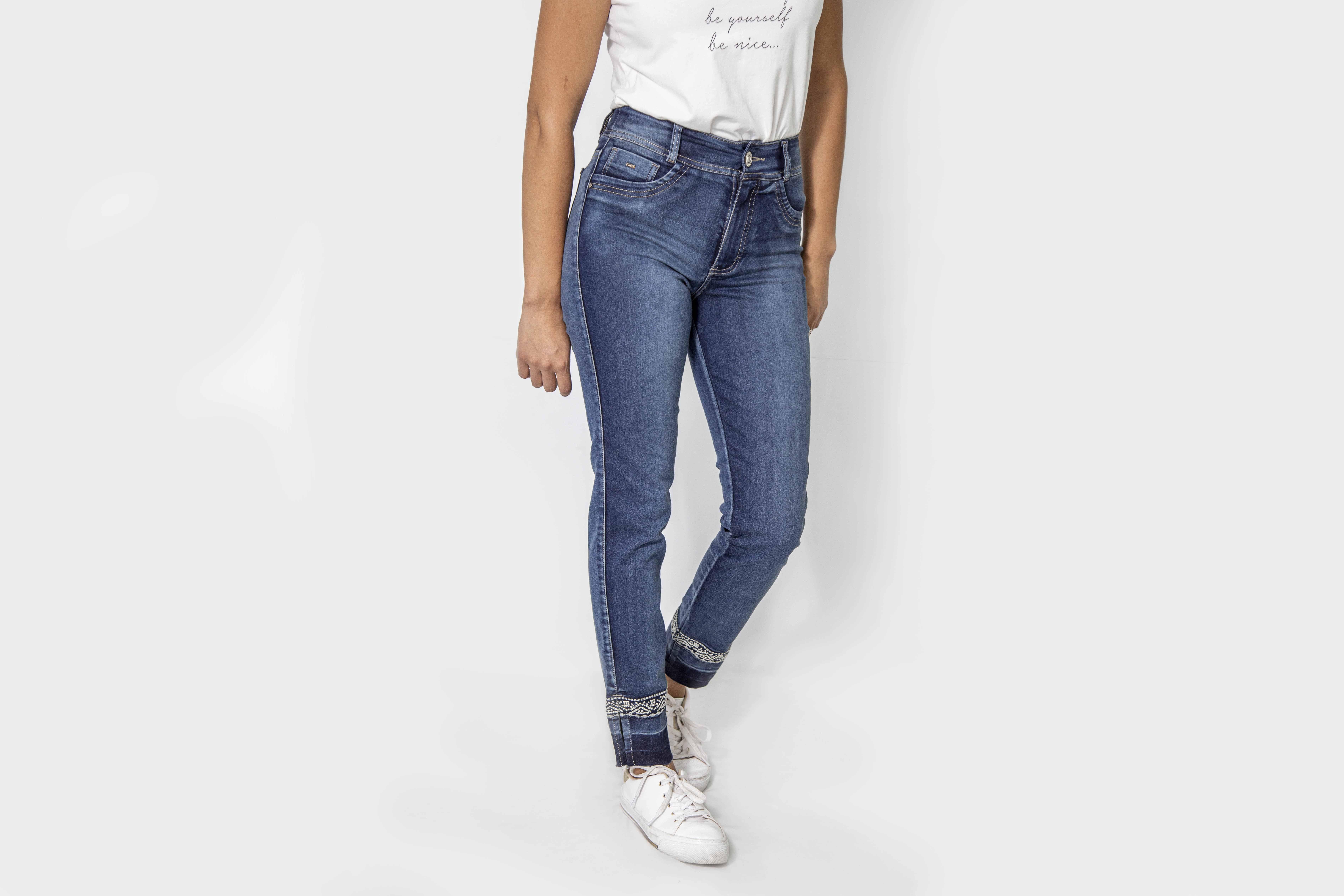 Corton Dama Jeans Elast. Cod. 1190316
