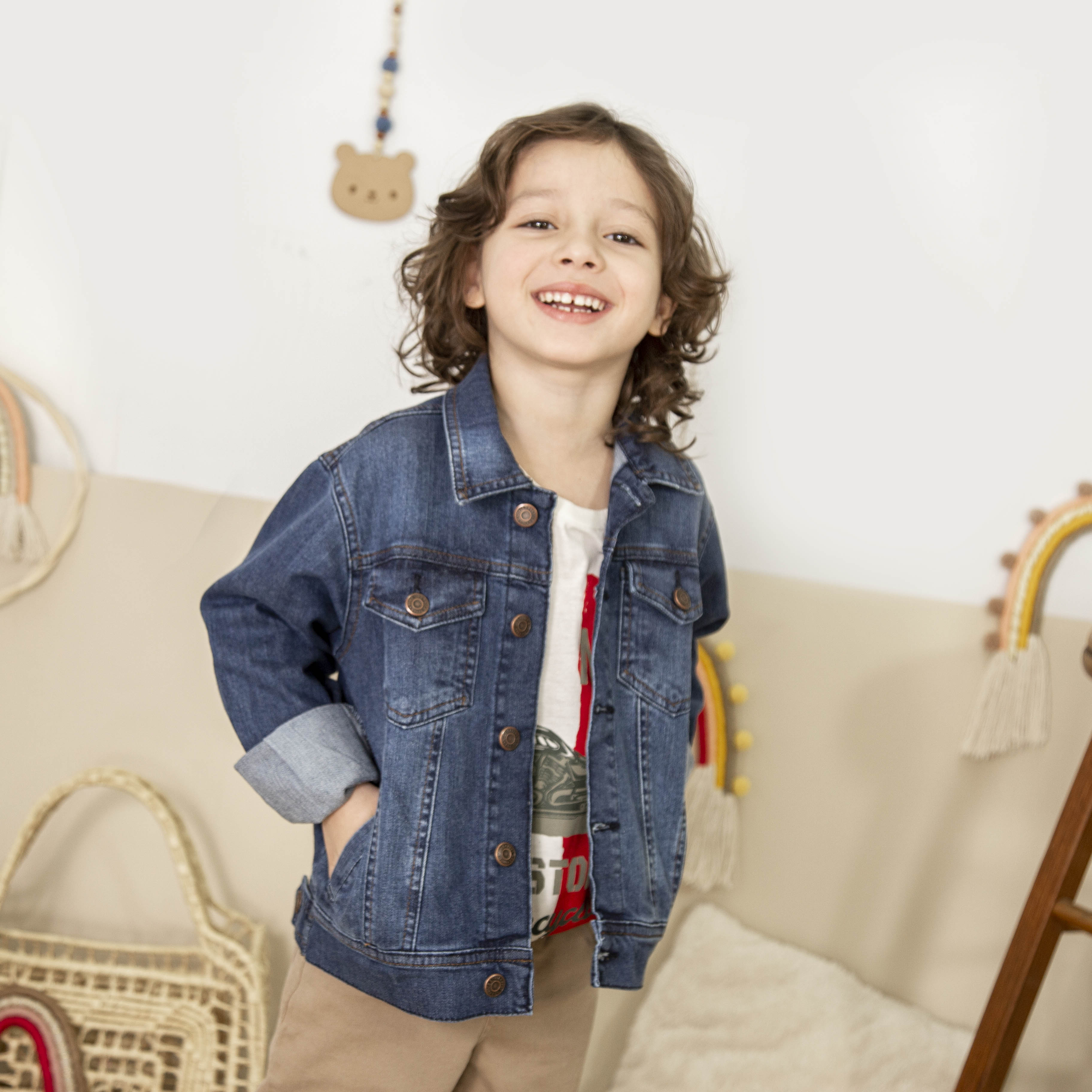 Campera Jeans Cod. 1200054