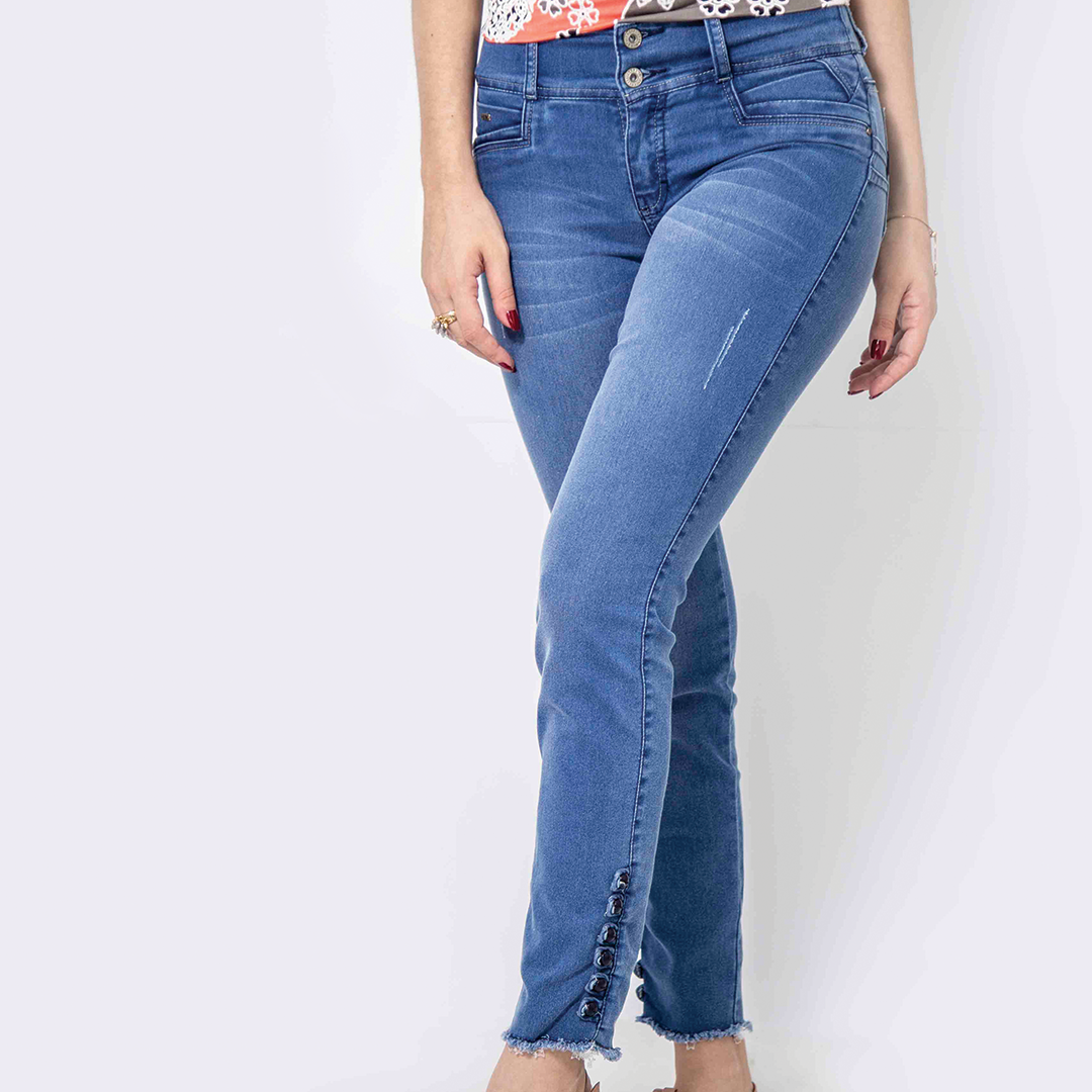 Jeans Cropped Cod. 1190551